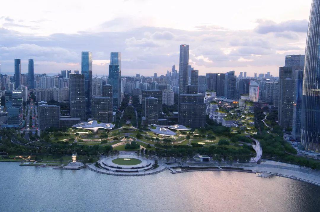 深圳未来高楼规划_深圳市国艺园林规划设计研究院